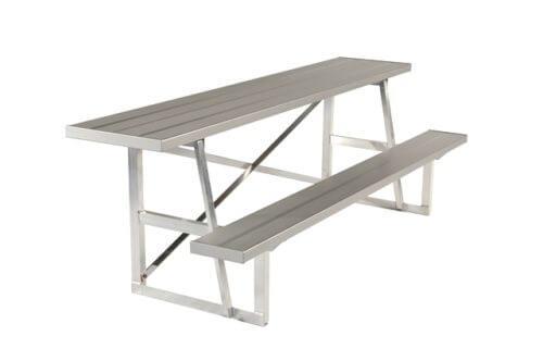Aluminum Scorers Table 6'-0